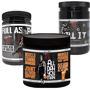 5% Nutrition Love It Kill It Stack