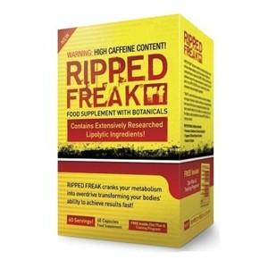PharmaFreak Ripped Freak Capsules