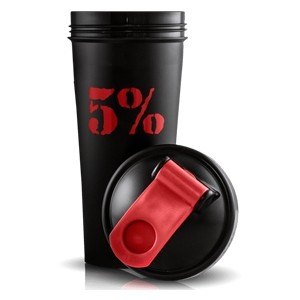 5% Nutrition 5% Kill It Perfect Shaker