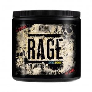 Warrior RAGE pre workout