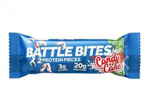 Battle Bites Candy Cane