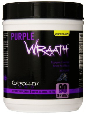 Controlled Labs Purple Wraath