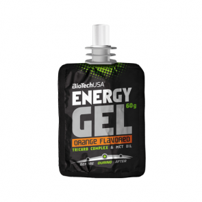 BioTechUSA Energy Gel Orange