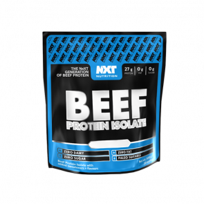 NXT Beef Protein Isolate 600g