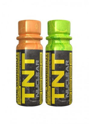 NXT Nutrition TNT Nuclear Shots 60ml Pre-workout