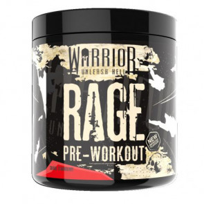 Warrior Rage Savage Strawberry