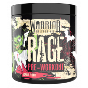 Warrior RAGE Limited Edition Zombie Blood