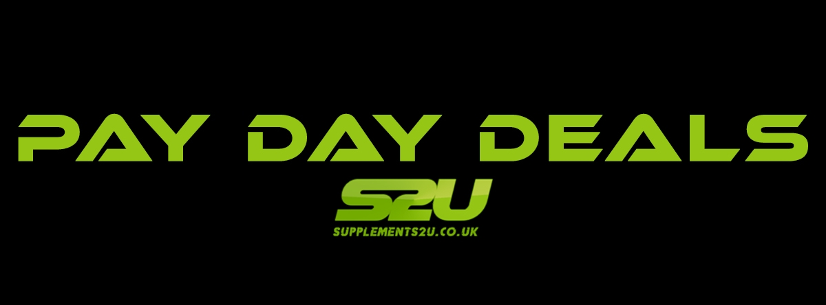 November 2018 Pay Day Supplement Deals - Now Live